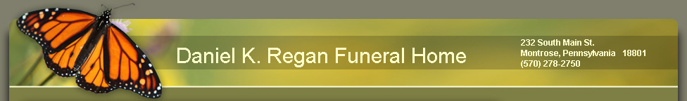 Daniel K. Regan Funeral Home